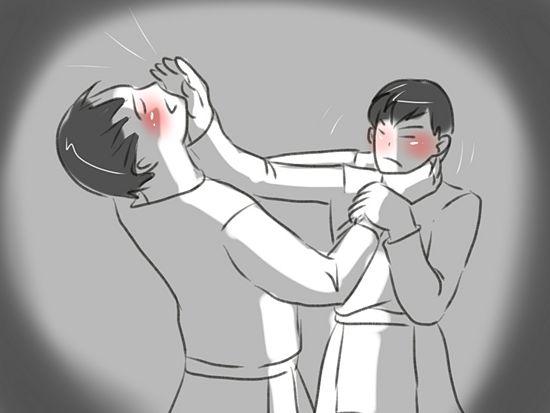 ضربات دست